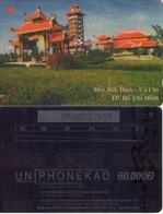 TARJETA TELEFONICA  DE VIETNAM. 3MVSC (012) - Vietnam