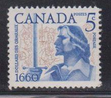 CANADA Scott # 390 MH - Dollard Des Ormieux - Unused Stamps