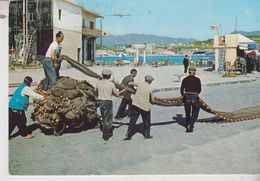 Giardini Naxos Messina Reti Pescatori No Vg - Messina