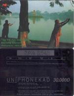 TARJETA TELEFONICA  DE VIETNAM. 7UPVA (016) - Vietnam