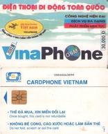 TARJETA TELEFONICA  DE VIETNAM. (017) - Vietnam