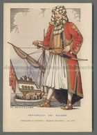V4238 Illustrazione PIRATI E CORSARI GIANIZZERI DI GIANNINA REGIONE BALCANICA REPUBBLICA DEI RAGAZZI - Altre Illustrazioni