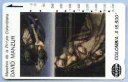 COLOMBIA : COLMT22 $15500 DAVID MANZUR 1984 Transverberacion USED - Colombia