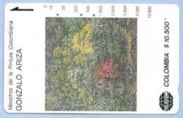 COLOMBIA : COLMT33 $10500 GONZALO ARIZA FRONDOSID USED - Colombia