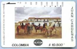 COLOMBIA : COLMT37 $10500 JUAN CARDENAS Pz Boliva USED - Colombia