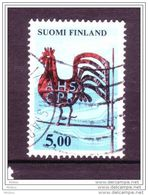 Finlande, Finland, Coq, Forgeron, Oiseau, Météorologie, Girouette, Rooster, Blacksmith, Meteorology, Bird - Galline & Gallinaceo