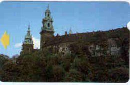POLAND : AFT9B 'B'  2 Churches KRAKOW USED - Poland