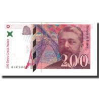 France, 200 Francs, 1996, KM:159a, SPL+, Fayette:75.3a - 200 F 1995-1999 ''Eiffel''