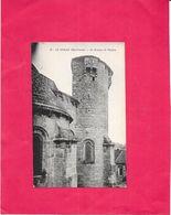 LE DORAT - 87 - Le Donjon De L'Eglise - BIORD - - Le Dorat