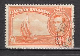 Cayman Island, Bateau, Boat, Coquillage, Shell, George VI - Ships