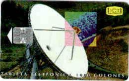 COSTRICA : S11A 1000 Satellite Dish      08/97 USED - Costa Rica