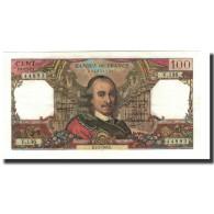 France, 100 Francs, 1966-02-03, KM:149b, SUP, Fayette:65.11 - 1962-1997 ''Francs''