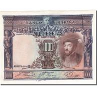 Billet, Espagne, 1000 Pesetas, 1925, 1925-07-01, KM:70c, TTB+ - 1000 Pesetas
