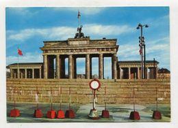 GERMANY - AK 313171 Berlin - Blick Auf Das Brandenburger Tor - Brandenburger Tor