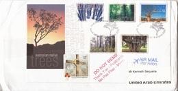 Australia 2017 - Used Cover - Native Trees / Vietnam War - 2010-... Elizabeth II