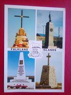 Para Memorial - Falkland
