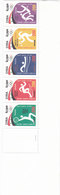 Syria 2016 Olympic Games Rio Strip Of 5 Stamps MNH-cpl.set -scarce Issue Alreadu SOLD Out - SKRILL PAY. ONLY - Syria