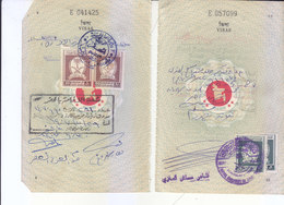 SAUDI ARABIA CONSULAR STAMP - Saudi Arabia