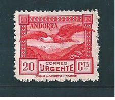 Andorre Espagnol  Timbre De 1929/37  N°27A  Neuf ** - Unused Stamps