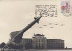 Carte  Journées  Des  Bases  Aériennes   ECOLE  De   L'AIR   SALON     1965 - Militaria