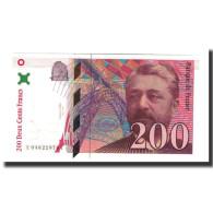 France, 200 Francs, 1996, KM:159a, SPL+, Fayette:75.3b - 1992-2000 Dernière Gamme