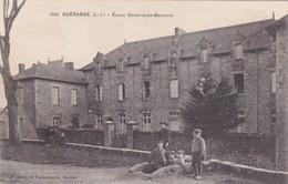 Guerande (44 Loire Atlantique )  Ecole Saint Jean Baptiste - Guérande