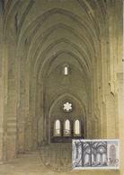 Carte  Maximum   1er  Jour    Abbaye  De  NOIRLAC    BRUERE  ALLICHAMPS    1983 - Cartes-Maximum