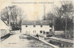 AVILLY SAINT LEONARD: L'ANCIENNE CLOUTERIE - France