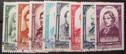 Lot FD/259 - 1948 - CENTENAIRE DE LA REVOLUTION DE 1848 (SERIE COMPLETE) - N°795 à 802 - Cote : 23,00 € - France