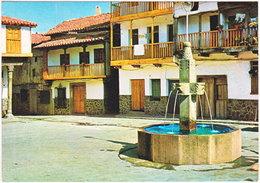 Gf. VALVERDE DE LA VERA. Fuente Tipica. 9436 - Cáceres