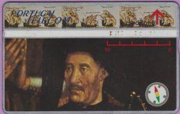 Télécarte Portugal  Holo °° 50 - Centenario Henrique - RV 0712   ***   LUXE - Portugal