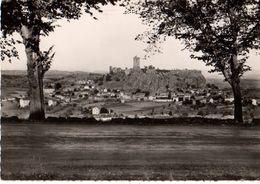 43----RARE--POLIGNAC--vue Générale--son Château Fort--voir 2 Scans - France
