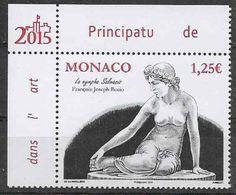 2015 MONACO 2973 ** Bosio, Sculpture - Monaco