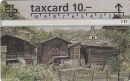 11495-TAXCARD-USATA - Suisse