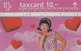 11499-TAXCARD-USATA - Suisse