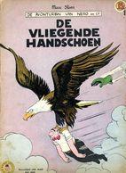 Nero - De Vliegende Handschoen (2de Druk)  1957 - Nero