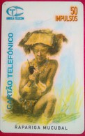 50 Units Rapariga Mucubal - Angola