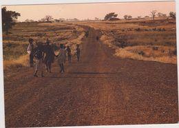 EX HAUTE VOLTA,AFRIQUE,BURKINA FASO,PRES OUAGADOUGOU,GARANGO,VUE ANIMEE - Burkina Faso