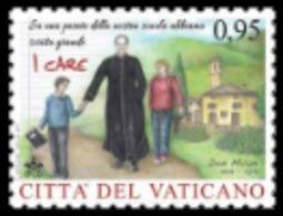2017 - VATICAN - VATICANO - VATIKAN - S21E1 - MNH - SET OF 1 STAMP ** - Unused Stamps