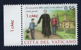 2017 - VATICAN - VATICANO - VATIKAN - S21E2 - MNH - SET OF 1 STAMP ** - Unused Stamps