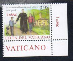 2017 - VATICAN - VATICANO - VATIKAN - S21I - MNH SET OF 1 STAMP ** - Unused Stamps