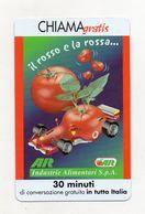 Telecom - Scheda Chiama Gratis - 2003 - AR INDUSTRIE ALIMENTARI - 30 Minuti Di Conversazione Gratuita - NUOVA -(FDC7704) - Italy