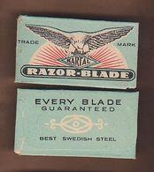 AC  - KARTAL SHAVING RAZOR BLADE IN WRAPPER - Razor Blades