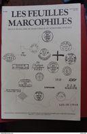 LES  FEUILLES  MARCOPHILES   N°   260     5   PHOTOS - Matasellos