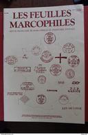 LES  FEUILLES  MARCOPHILES   N°   262     5   PHOTOS - Afstempelingen