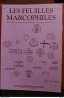LES  FEUILLES  MARCOPHILES   N°   271     5   PHOTOS - Afstempelingen