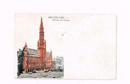 Hôtel De Ville.Carte Ancienne. - Monumenten, Gebouwen