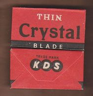 AC -  THIN CRYSTAL BLADE - RAZOR IN WRAPPER - Razor Blades