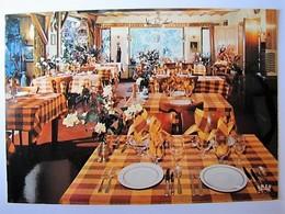 """BELGIQUE - LUXEMBOURG - ACHOUFFE - Hôtel """"Vallée Des Fées"""" - Le Restaurant - Houffalize"""