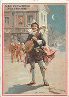 CH.18-P16-001 : INSTRUMENT DE MUSIQUE. LE LUTH. MAGASIN A LA PROVIDENCE  RUE RIVOLI. PARIS - Autres